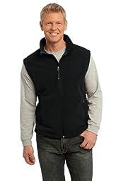 Port Authority Value Fleece Vest, Iron Grey, XXXX-Large