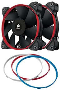 Corsair Air Series SP120 High Performance Edition Twin Pack Fan (CO-9050008-WW)