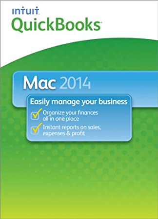 QuickBooks 2014 for Mac [Download]