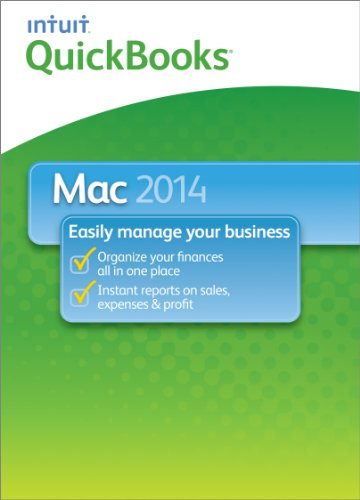 41xl6nFETbL QuickBooks 2014 for Mac [Download]