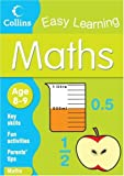 Collins Easy Learning Maths: Age 8-9 (Collins Easy Learning Age 7-11)