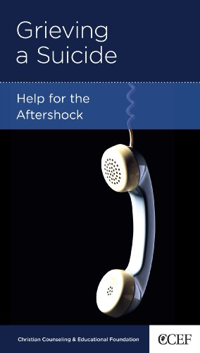 Grieving a Suicide:  Help for the Aftershock PDF