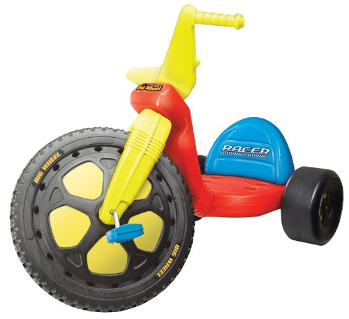 big-wheel-48727-tricycle-16-inch-red