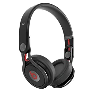 Beats by Dr. Dre MIXR On-Ear Headphones with Control Talk - Black