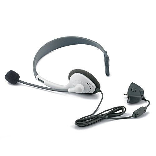 Generic Headset Headphone With Mic Microphone For Xbox360 Xbox 360 Live