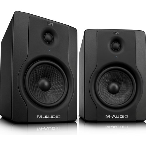 Avid M-Audio BX5 D2 Studio Monitors UK