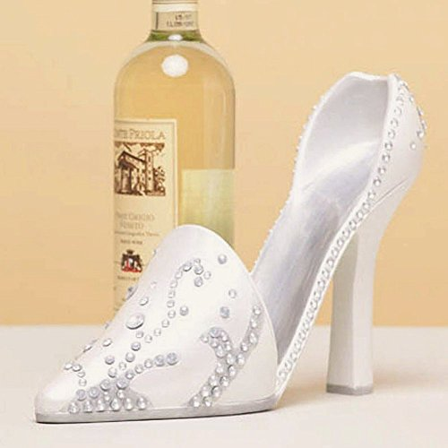 Peachy Kitchen Wedding High Heel Bottle Holder (Peachy Kitchen compare prices)