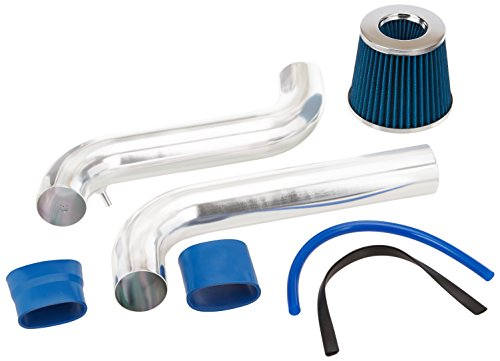 Spec-D Tuning AFC-ACD90BL-AY Honda Accord DX LX EX SE 2.2L L4 Cold Air Intake+Blue Filter (1990 Honda Accord Lx compare prices)
