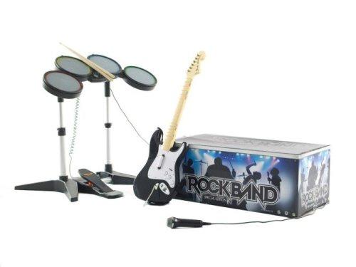 Rock Band - Hardware Bundle (Spiel/Software nicht enthalten)