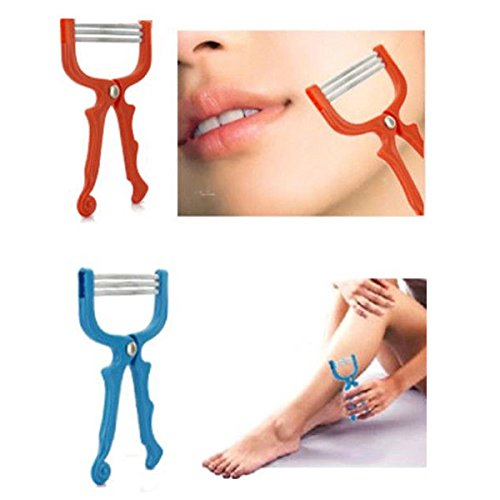 Portable Facial Hair Removal Face Hair Threader Remover Threading Beauty Tool (Hair Removal Male compare prices)