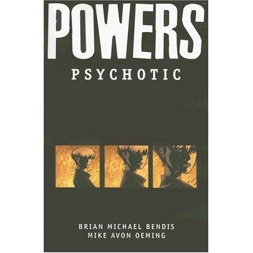 Powers Volume 9: Psychotic TPB: Psychotic v. 9