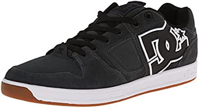 DC Shoes Sceptor Sd  Chaussures de skateboard homme - Gris (Grey/Gum) 44.5 EU