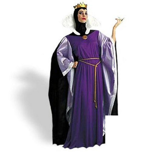 Snow White Deluxe EVIL Queen Costume