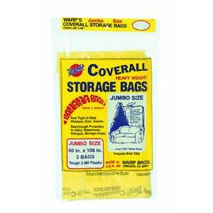 Warp Brothers CB-60 Banana Bags 2-Count Storage Bags, 60-Inch by 108-Inch