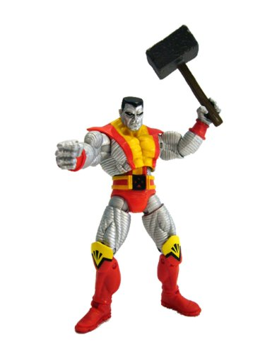 Buy Low Price Hasbro X-Men Origins Wolverine Comic Series 4 Inch Tall Action Figure – COLOSSUS with Sledge Hammer (B004AQORNQ)