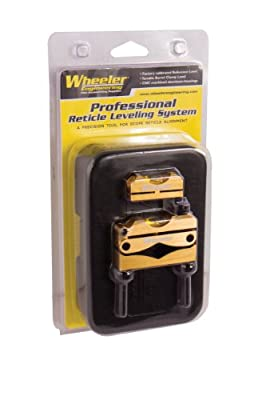 Wheeler Professional Reticle Leveling System by Wheeler