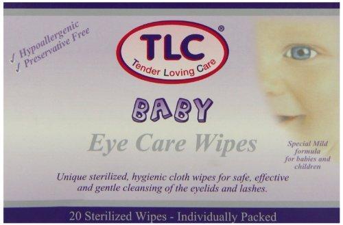 tlc-baby-eye-care-sterilized-pack-of-20-wipes-by-tlc-uk-ltd