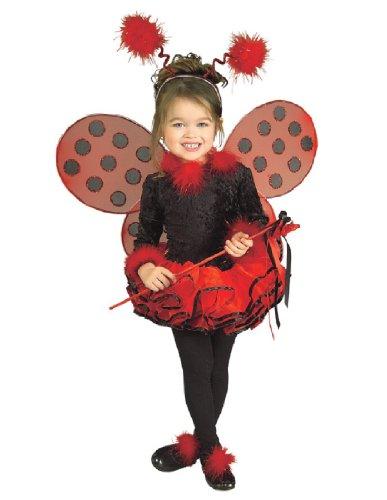 Ladybug Toddler Costume front-968969