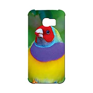 BLUEDIO Designer Printed Back case cover for Samsung Galaxy S6 Edge - G2617