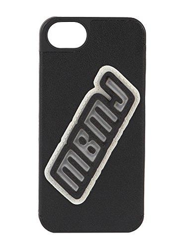 Iphone-Taschen-Marc-Jacobs-Unisex-Leder-Schwarz-und-Wei-M00046071SZBLACK-Schwarz-6x125-cm