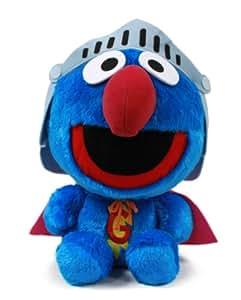 """Furyu Official Sesame Street 12"""" BIG Plush - 3992 - Super Grover"""