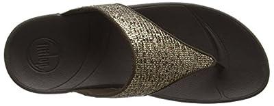 Fitflop Women's Lulu Superglitz Sandals