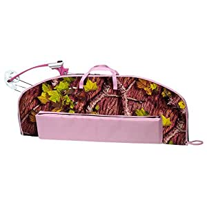3006 Princess Youth Bow Case, 39-Inch, Pink