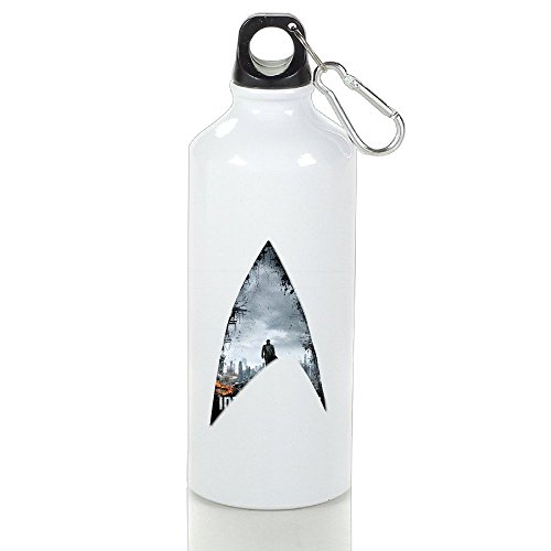 Good Gift - American Science Fiction Action Film Unique Drinkware Aluminum Sports Water Bottle - Metallic Finish With Loop Cap For Outdoor And Sport Activities - 600ml