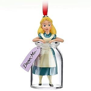 Disney's Alice in Wonderland Sketchbook Ornament