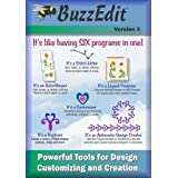 BuzzEdit v3 - Embroidery Design Editor by Buzz Tools, Inc.