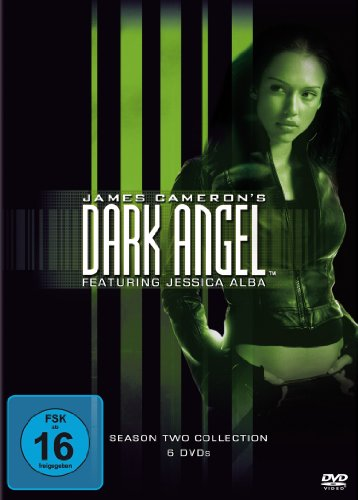 Dark Angel: Season Two Collection (6 Discs)