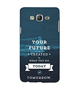 ifasho Designer Phone Back Case Cover Samsung Galaxy On7 Pro :: Samsung Galaxy On 7 Pro (2015) ( I Love Beer Quotes )