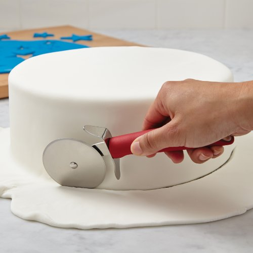 Cake Boss Edible Images : Cake Boss Stainless Steel Tools and Gadgets Fondant Cutter ...