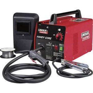 LINCOLN ELECTRIC Handy Mig Welder wit by LINCOLN ELECTRIC
