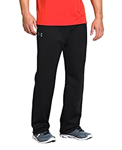 Under Armour Men's Fleece Storm Pants, Black (001), 3X-Large