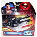 Superman Man of Steel the Movie: General Zod Shadow Cruiser