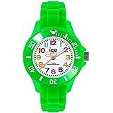 Ice Watch Mini Farben Buntes Zifferblatt Armband Uhr Kinder