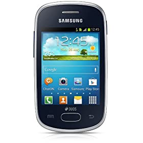 Samsung Galaxy Star GT S5282 (Noble Black) Samsung Galaxy Star GT S5282 (Noble Black) available at Amazon for Rs.4279