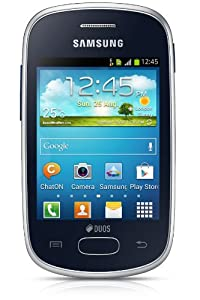 Samsung Galaxy Star GT S5282  Noble Black  available at Amazon for Rs.3769