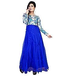Kmozi's Latest Blue Designer Gown