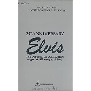 Elvis Presley - Silver Box Set