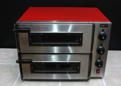 Commercial Electric Pizza Oven ~ Commercial electric pizza oven with firestone