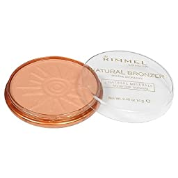 Rimmel Bronzer for healthy tanned look 0.49 oz (sun dance)