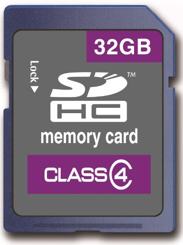 Memzi 32Gb Class 4 Sdhc Memory Card For Bushnell Trail Trophy Series Digital Cameras