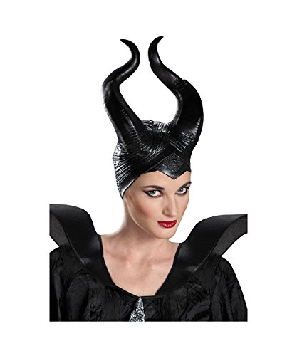 Disney Maleficent Horns Womens Headpiece deluxe