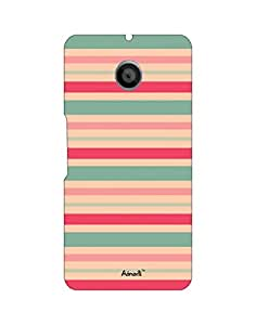 AANADI - Hard Back Case Cover for Motorola Nexus 6 - Superior Matte Finish - HD Printed Cases and Covers
