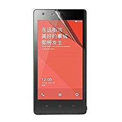 Stuffcool Crystal Clear Screen Protector Screenguard for Xiaomi Redmi 1S (CCXMR1S)