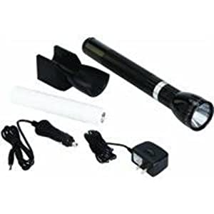 Mag Instrument RL1019 MagCharger LED Rechargeable Flashlight System, Black by Mag Instrument