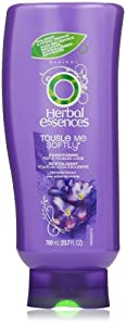 Herbal Essences Tousle Me Softly Hair Conditioner For A Tousled Look 23.7 Fl Oz (Pack of 3)