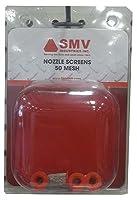 Smv Industries NS50 4PK NOZ Scr/Strainer...